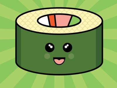 Sushi Happy Fun Time