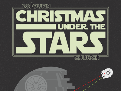 Christmas Under the Star(s) (Wars)