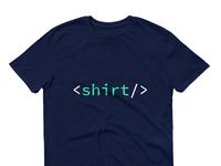 <shirt/> HTML Code Shirt
