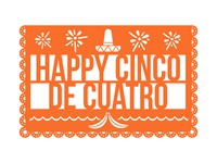 Arrested Development Cinco de Cuatro