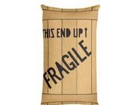 A Christmas Story Fragile Pillow