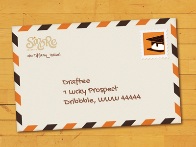 You're Cordially invited to get drafted