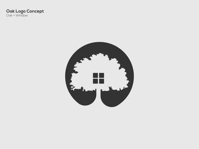 Oak Logo Concept