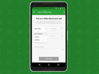 Job Details User Flow