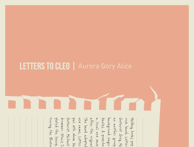 Band Posters: Letters to Cleo