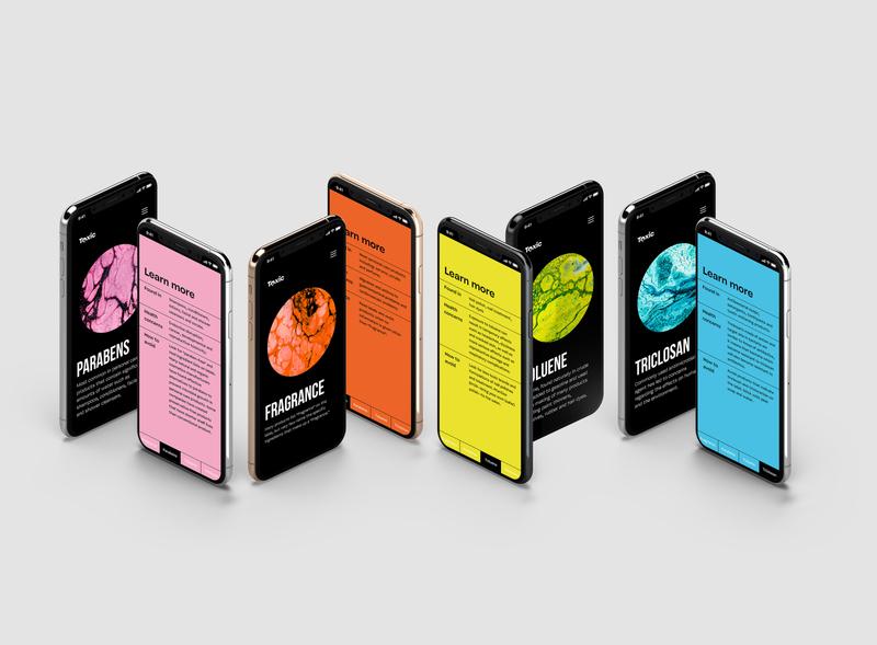 Toxic Mobile Web Design