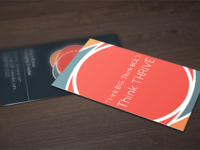 Thrive SBS Business Cards