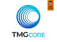 TMGcore Logo Design