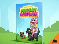 Murray And Weewee Children's book Illustration
