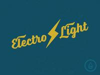 Electro-Light logo concept