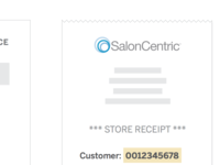 L'Oreal Distributor Account Numbers