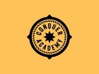 Conquer Academy Logo