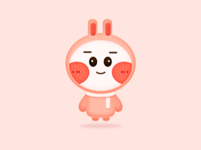 BLUSH RABBIT