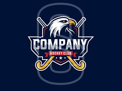 eagle head flat type illustrator art design animation vector logo illustration icon