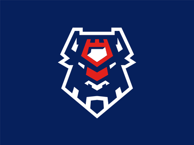 HC Brest tower cow bull bison castle extraliga logo design hockey logo hockey branding q10 sports logo sports identity sports design sports branding sports sport