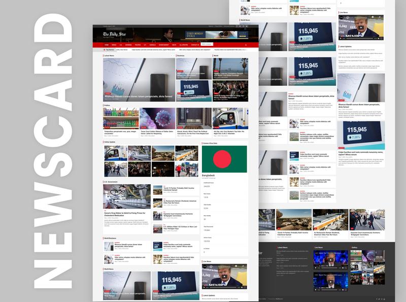 Responsive and Multilingual WordPress Newspaper Website guardian newspaper italy newspaper website newspaper website webdevelopment elementor-pro elementor wordpress