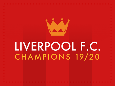 Liverpool F.C. illustration gold winners trophy soccer football liverpool red crown champions liverpool fc lfc liverpoolfc