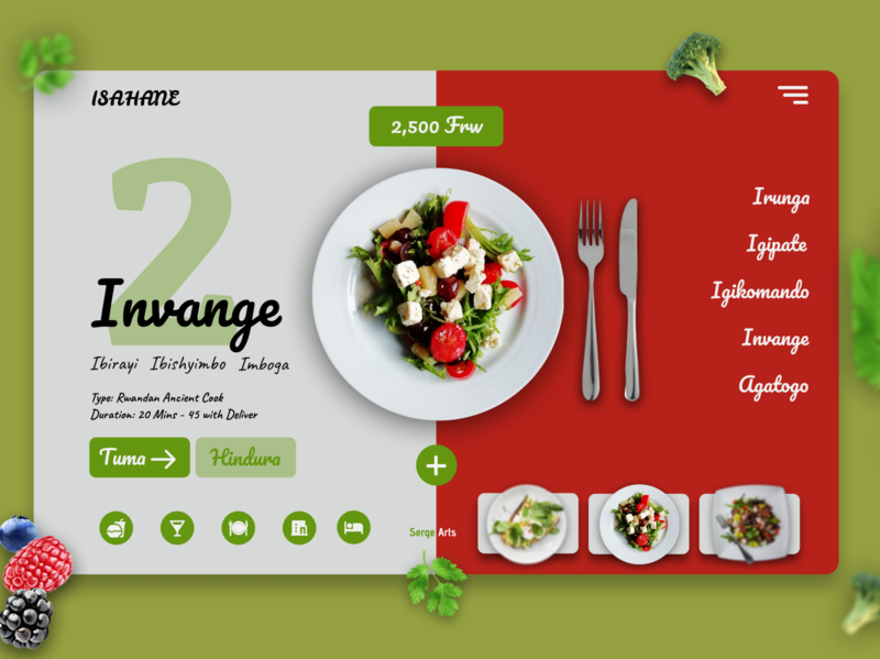 ISAHANE (Plate): Food Delivery Product Page userexperience userinterface website design figma web design graphic design product page ux design ui design uiux ux ui