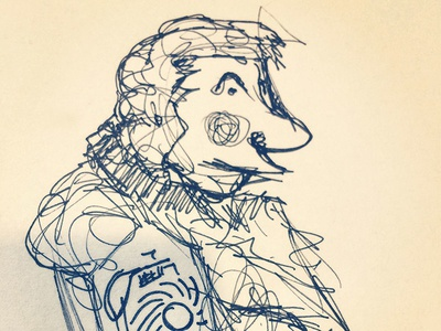 Matador Sketch