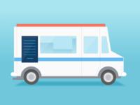 Food truck 2x