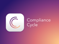 Cc icon with wordmark
