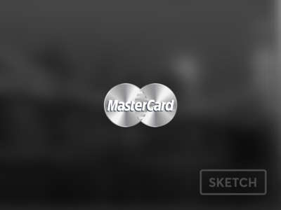 Silver Mastercard Logo - Free Sketch Resource