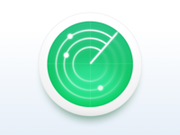 Monitoring Service Icon