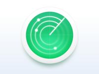 Monitoring Service Icon