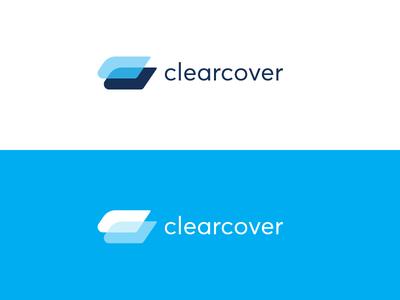 Clearcover Logo insurance branding