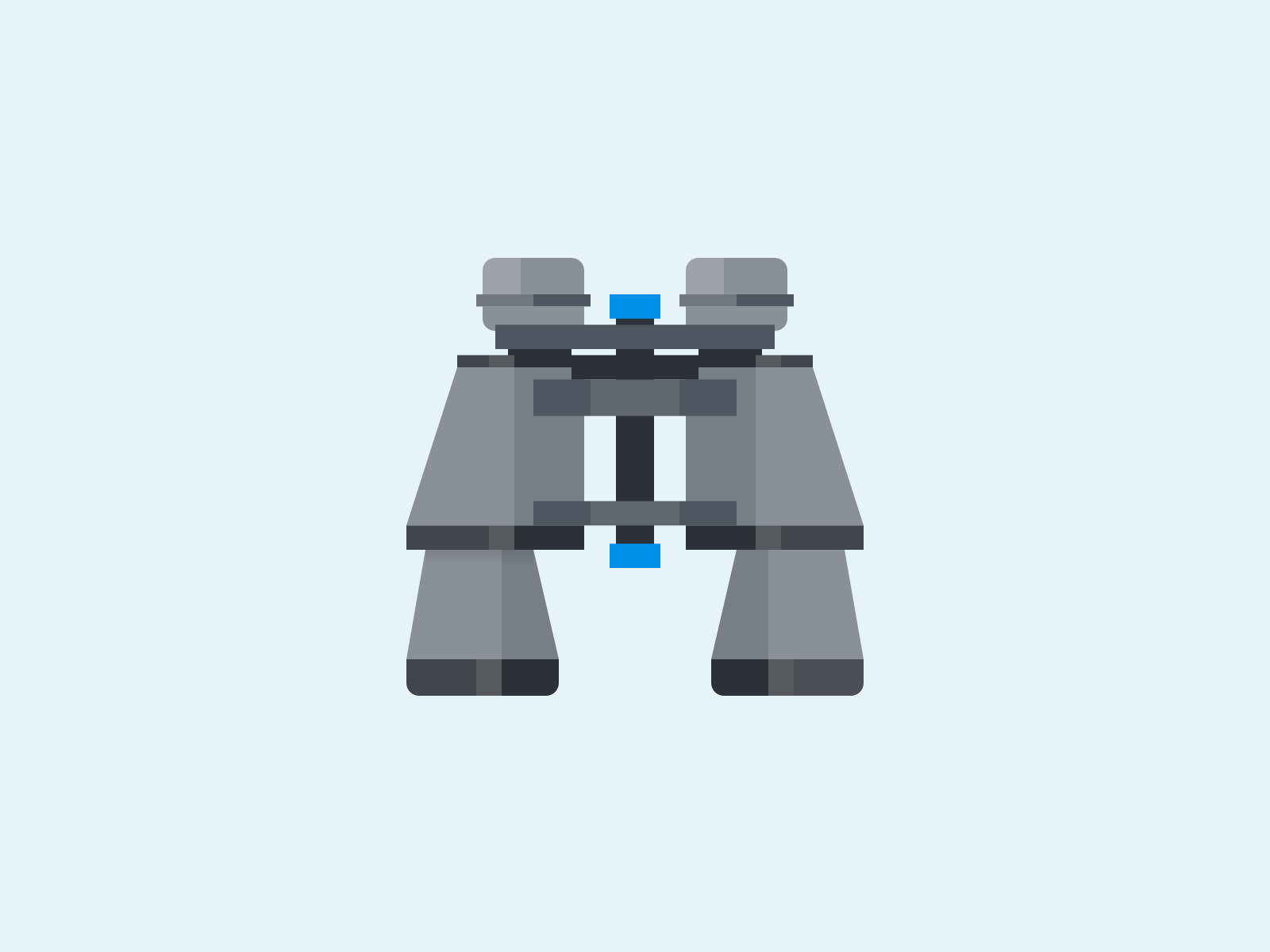 Binoculars Icon find search binoculars illustration jenks icon