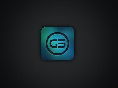 G5 iOS Icon logo g5 leadership ios icon blue debossed seth jenks