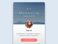 Blogger Profile