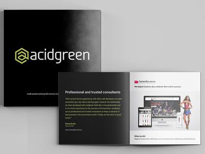 acidgreen promo-book