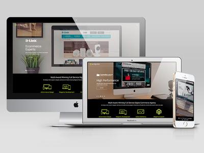 acidgreen webpage
