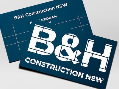 logo & branding design for a building company