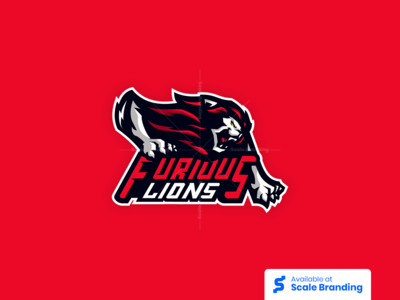 Lion Mascot by Salazardsgns