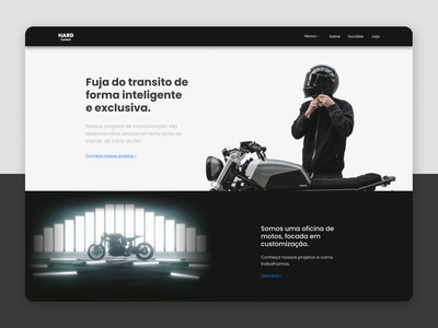 Study Design #2 redesign website minimalist design web ui