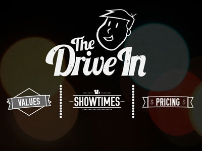 The Drive In Website