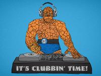 It's clubbin' time!