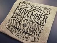 Movember Shirt