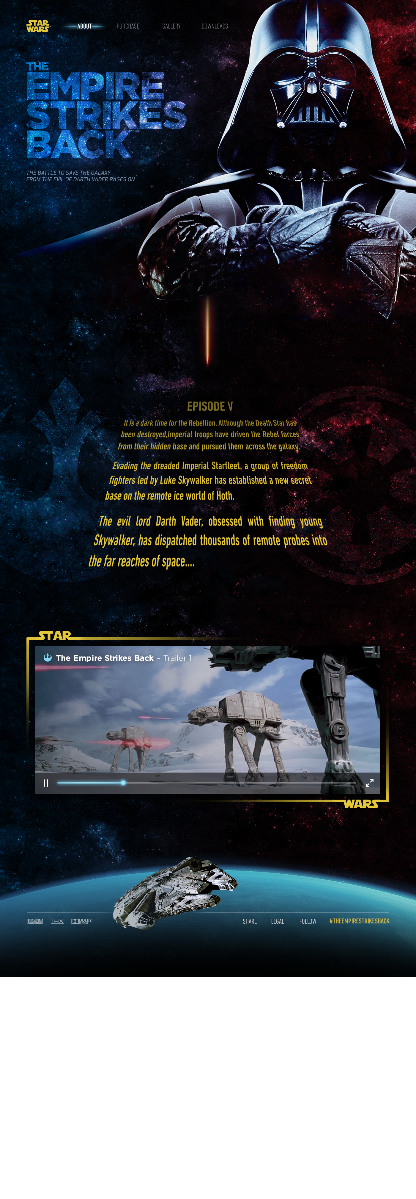 Empire pageview