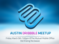 Austin Dribbble Meetup