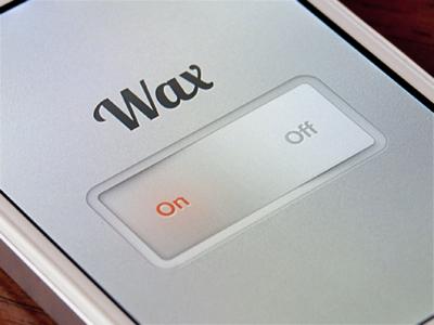 Waxonoff d