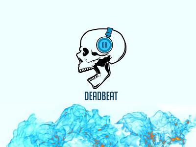 Deadbeat affinity designer thirtylogos logo