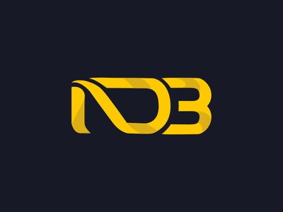 NDB Logo design affinity designer logo