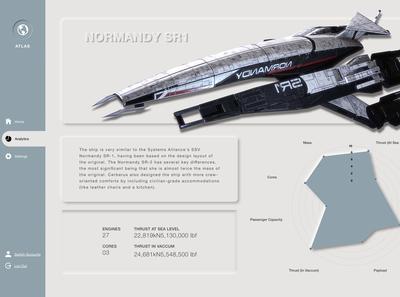 Mass Effect Ship Inspector