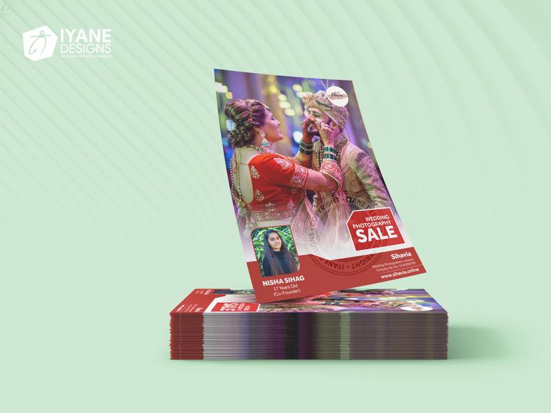 Photography Flyer graphic design brand graphic designing photo flyer photograph branding design branding concept branding and identity photography branding graphicdesign iyane designs illustration design branding