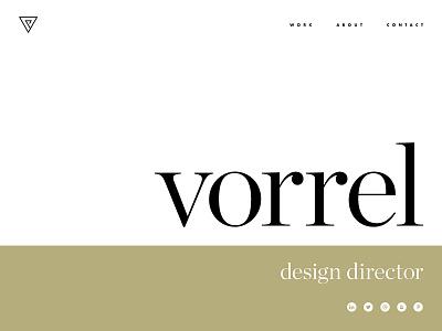 Coming Soon... portfolio webdesign