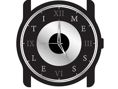 Timeless Logo Design illustration logo design