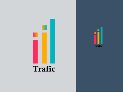 Logo Trafic logo trafic inspiration